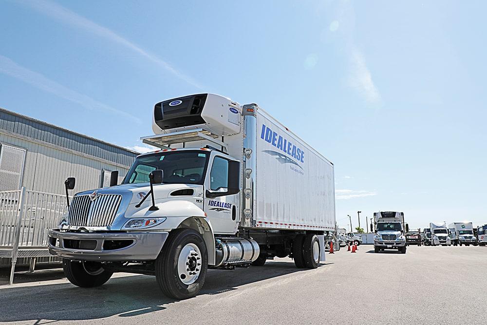 Idealease Kyrish Truck Center truck min rand
